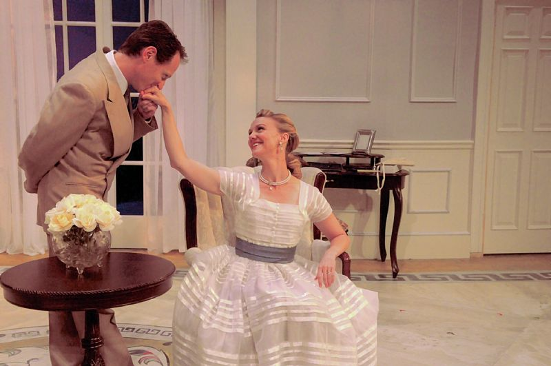 Lady Windermere's Fan with Pittsburgh Irish & Classical