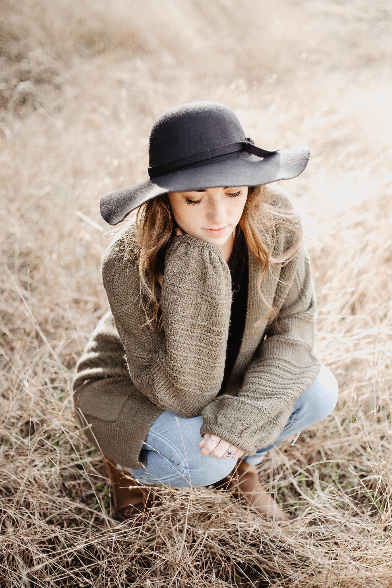 Kayleigh | Adventurous Dallas Texas Senior Portrait Session | Catherine Milliron Photography | Ohio Wedding + Engagement Photographer