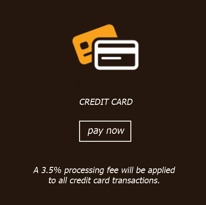 Pay by Credit Cad