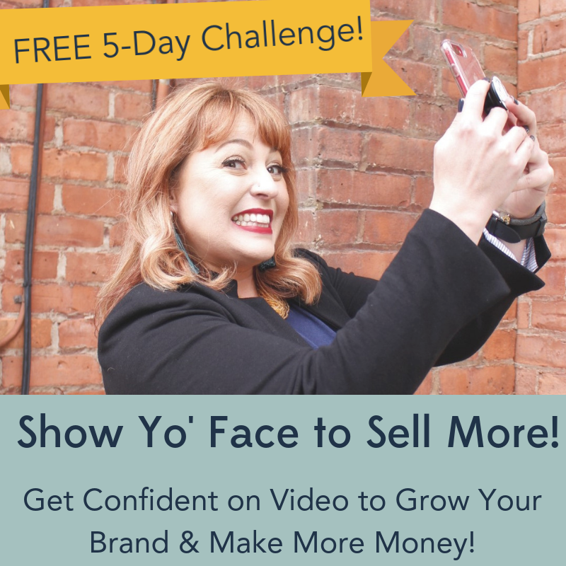 Show Yo' Face to Sell More!.png