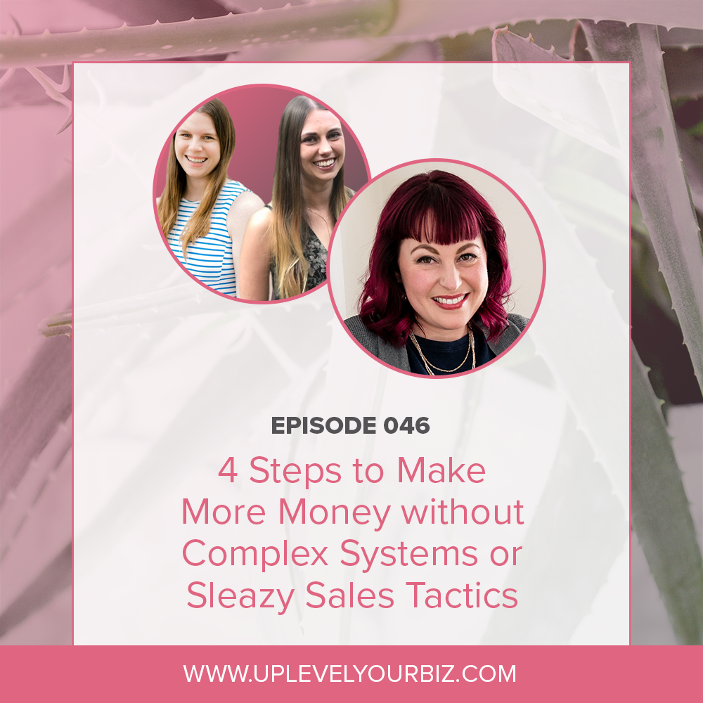 Ep 46 4 Steps to Make More Money Instagram V1.png