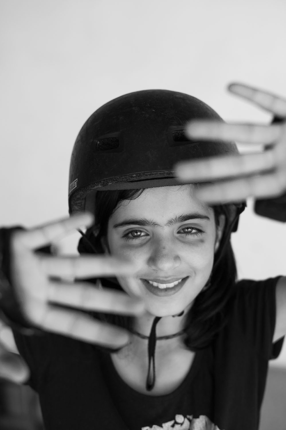 Skate & Destroy (Stereotypes). - In October 2016, co-founders Ruby Mateja & Will Ascott met while volunteering with SkatePal, a skate NGO building skate parks in the West Bank. Here they discovered the power skateboarding has to enable disadvantaged youth. Shortly after their experience in Palestine, Ruby & Will arrived in Athens, launching Free Movement Skateboarding to aid the region's growing refugee population.Learn more ➝