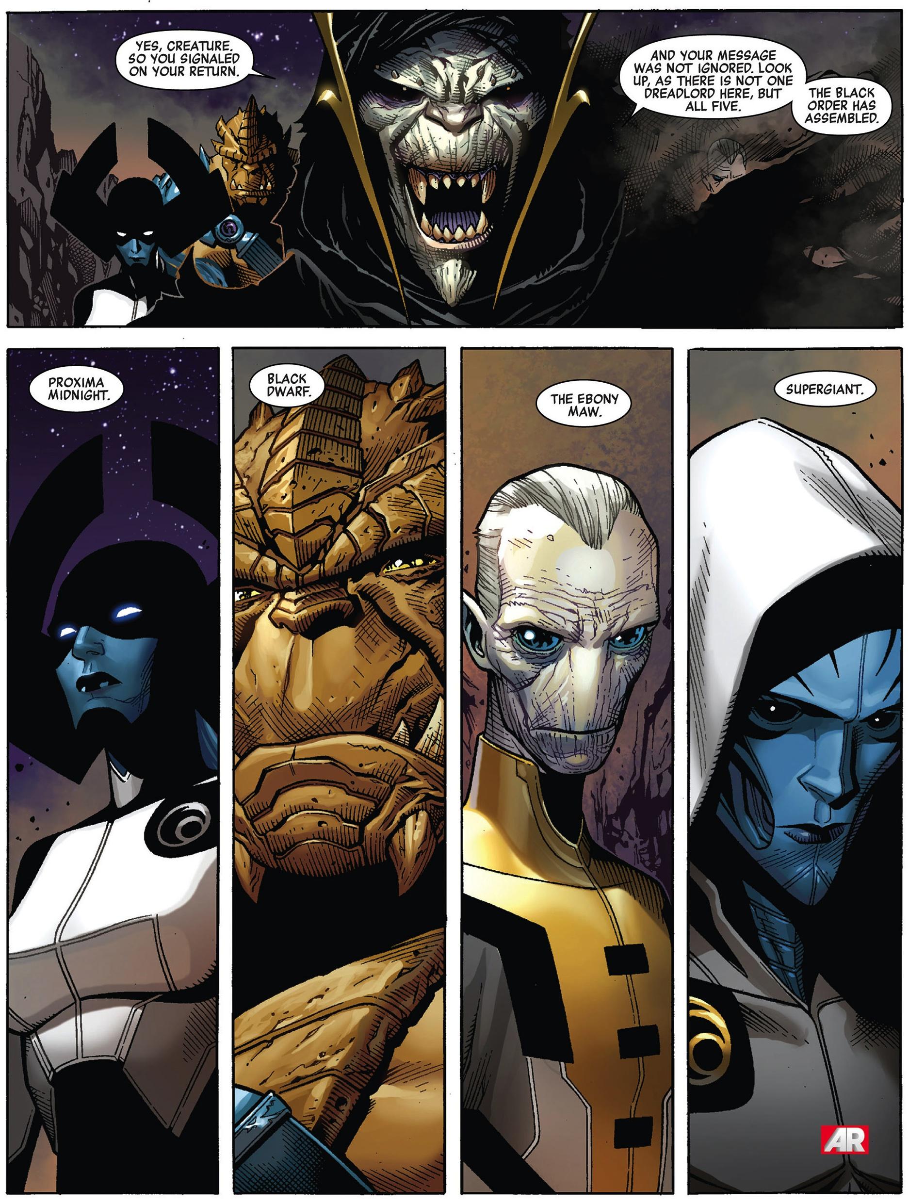 The New Avengers (Vol. 3) #8