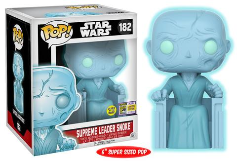 The Force Awakens Snoke - COnvension Exclusive