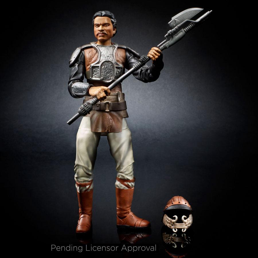 Lando Calrissian (Jabba's palace disguise)