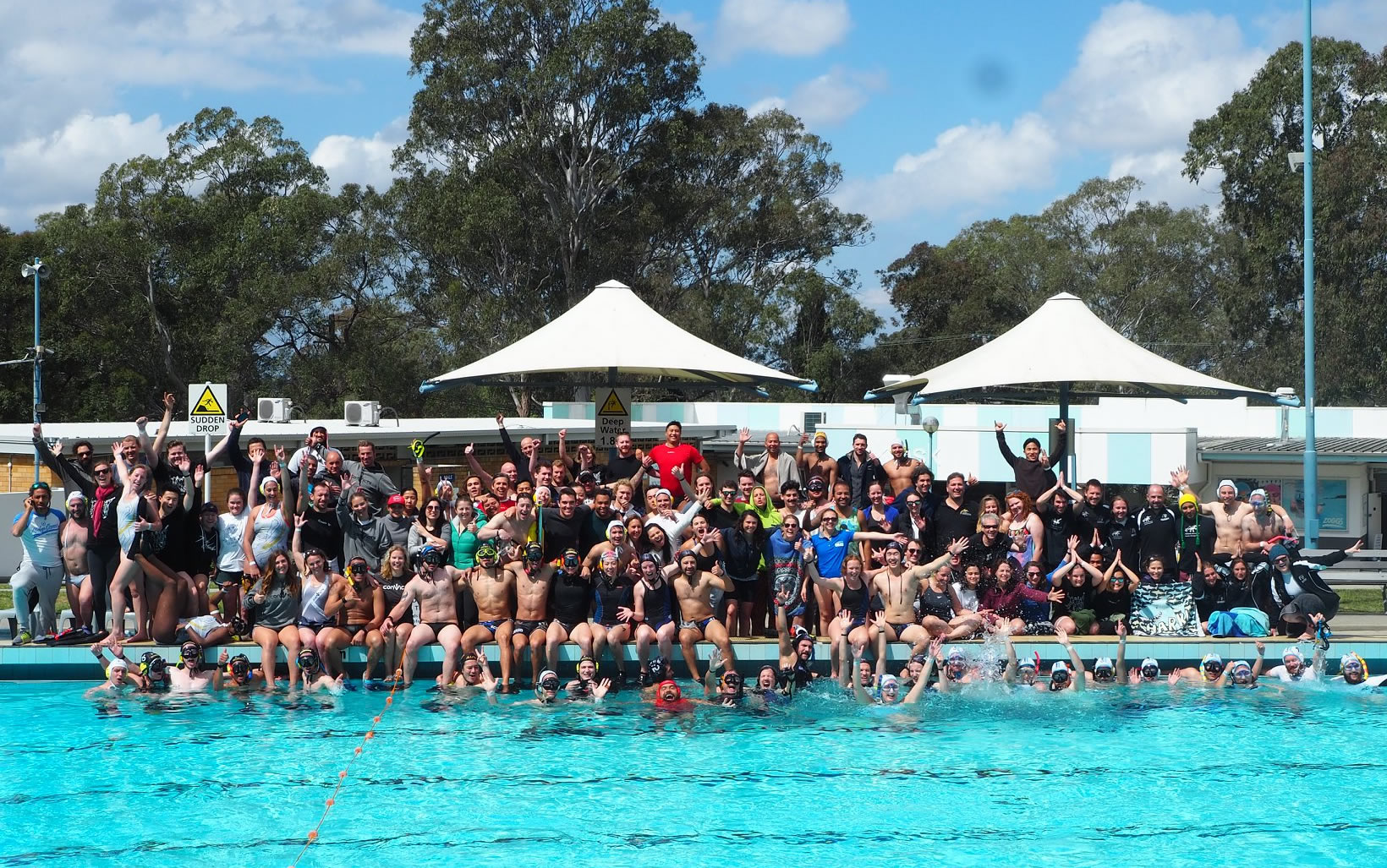 Steinfeld Cup 2018, Revesby Pool, Sydney   Photo: Celine Steinfeld