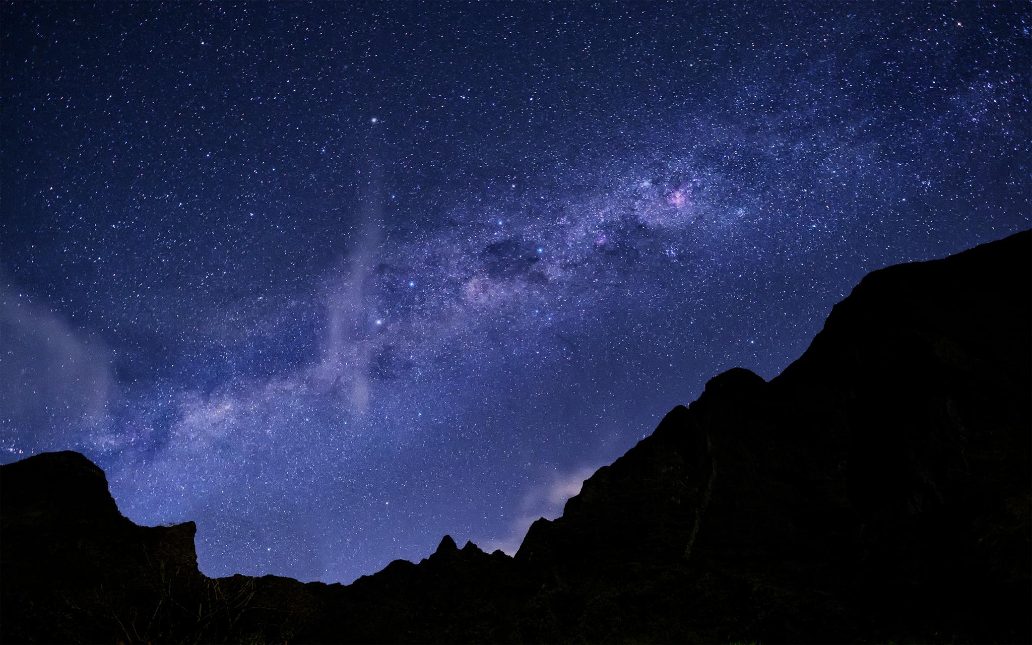 Le mode manuel est préconisé pour les photos de nuit.