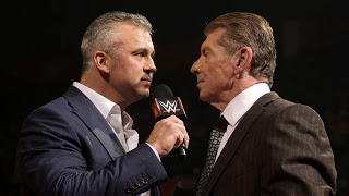 Shane McMahon returns to confront his family (WWE)