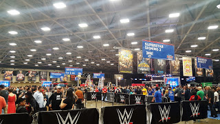 WrestleMania 32 Axxess at the Kay Bailey Convention Center