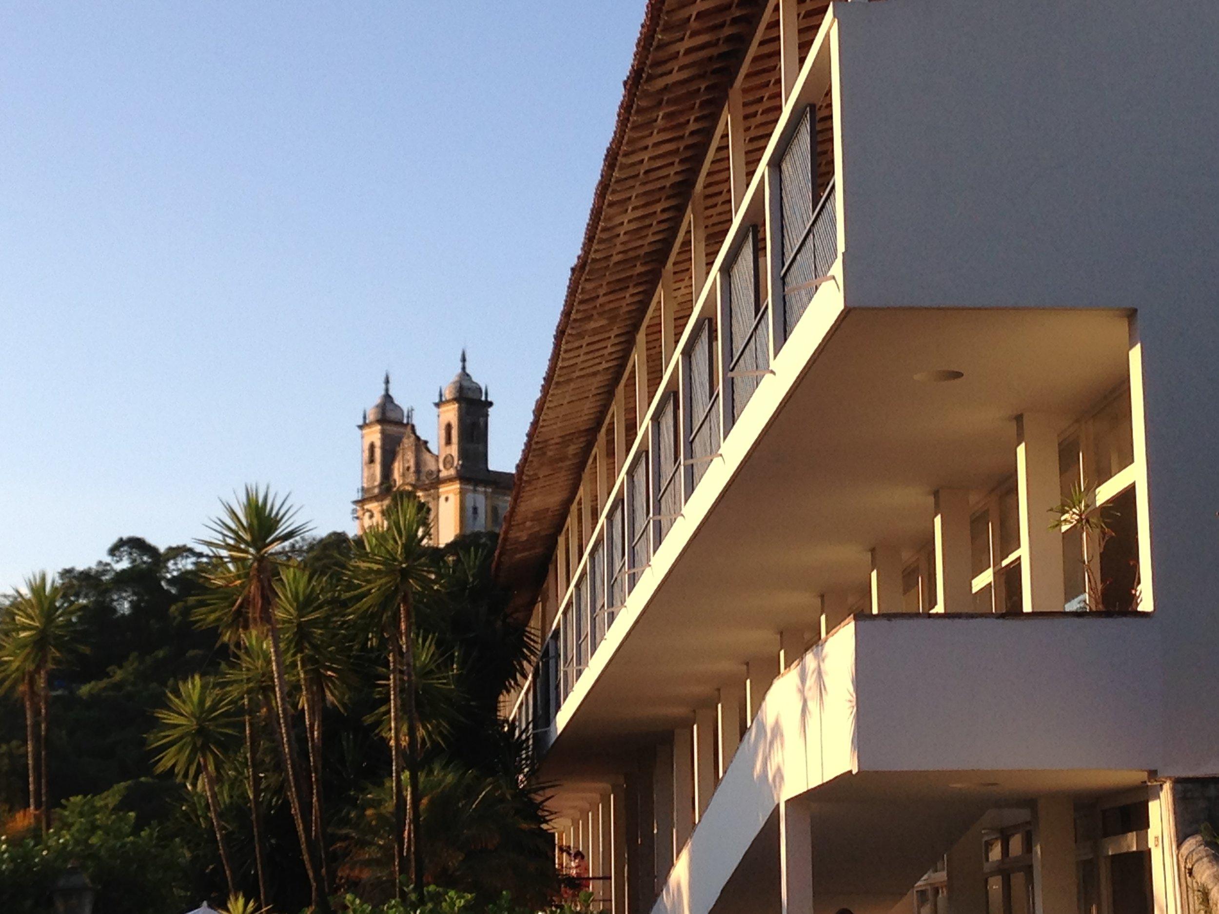 Ouro Preto - helt otroligt fin stad i Brasilien. Fylld av Portugisisk arkitektur och kyrkor, kanske är samma på Maderia?
