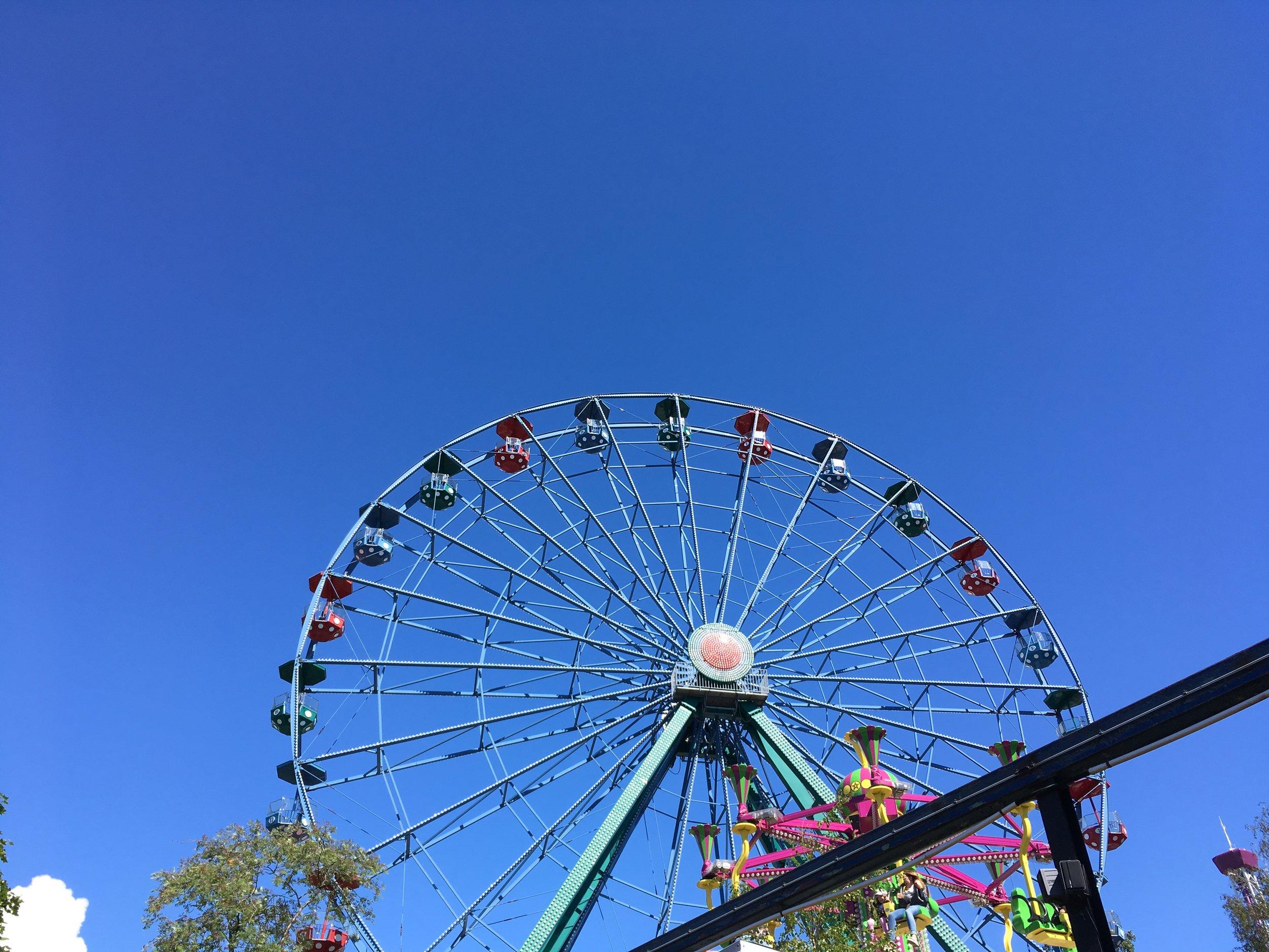Pariserhjul!