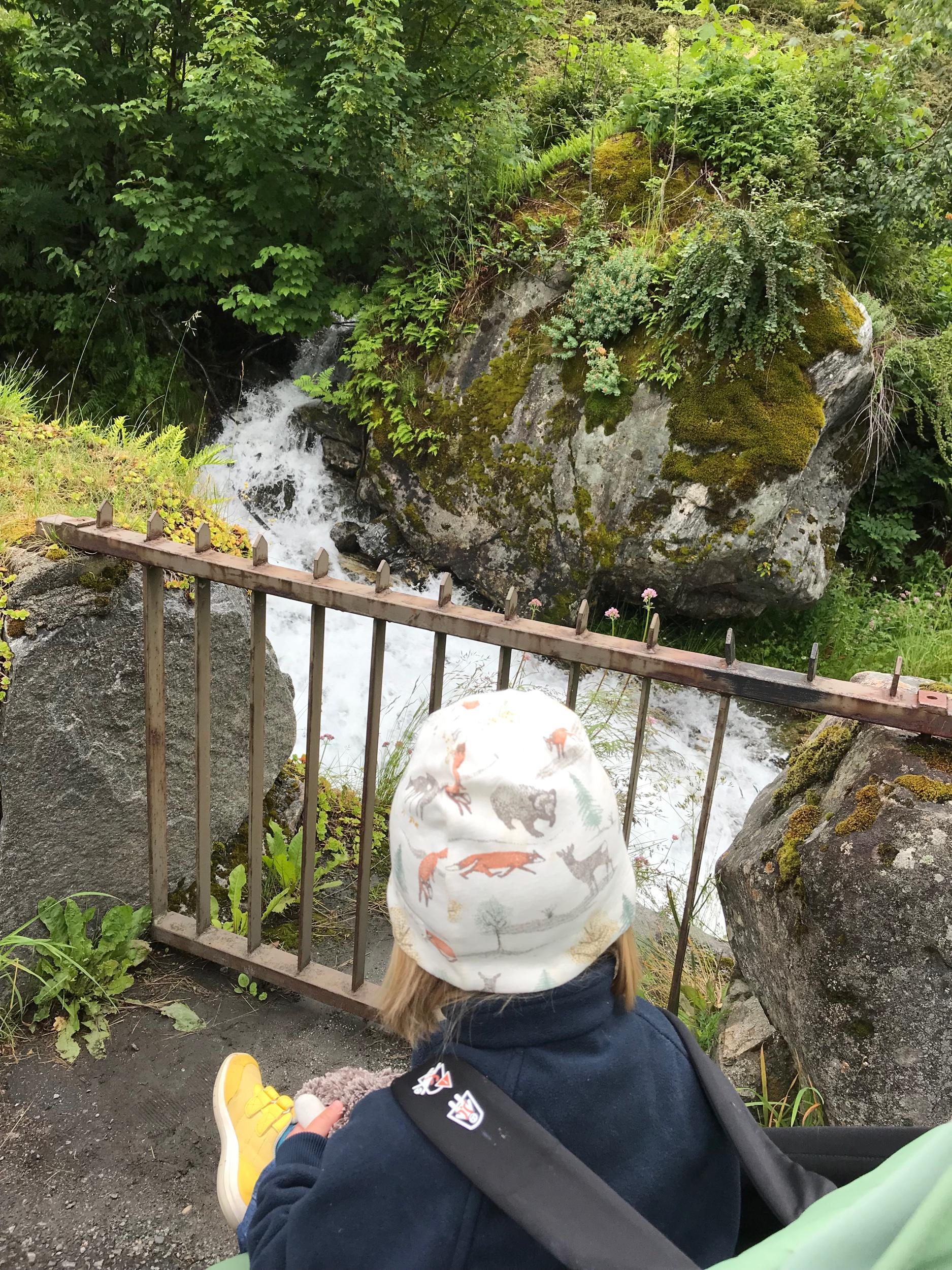 Tänker mig många utflykter till vattenfall nästa sommar!