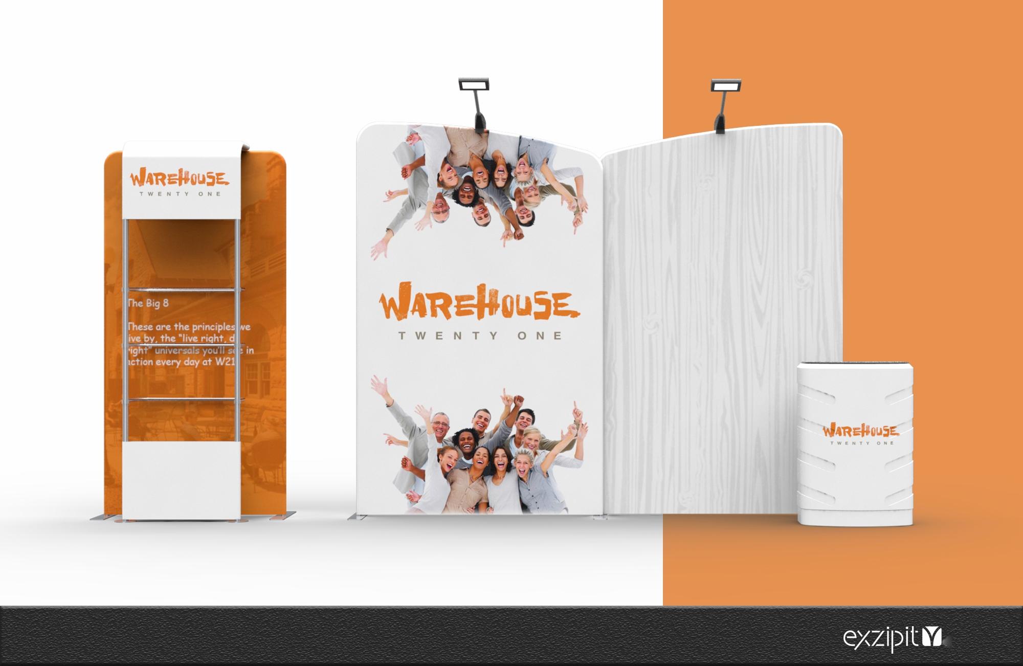 exzipit™ Portable Exhibition Kits-Outback Range Kit-03