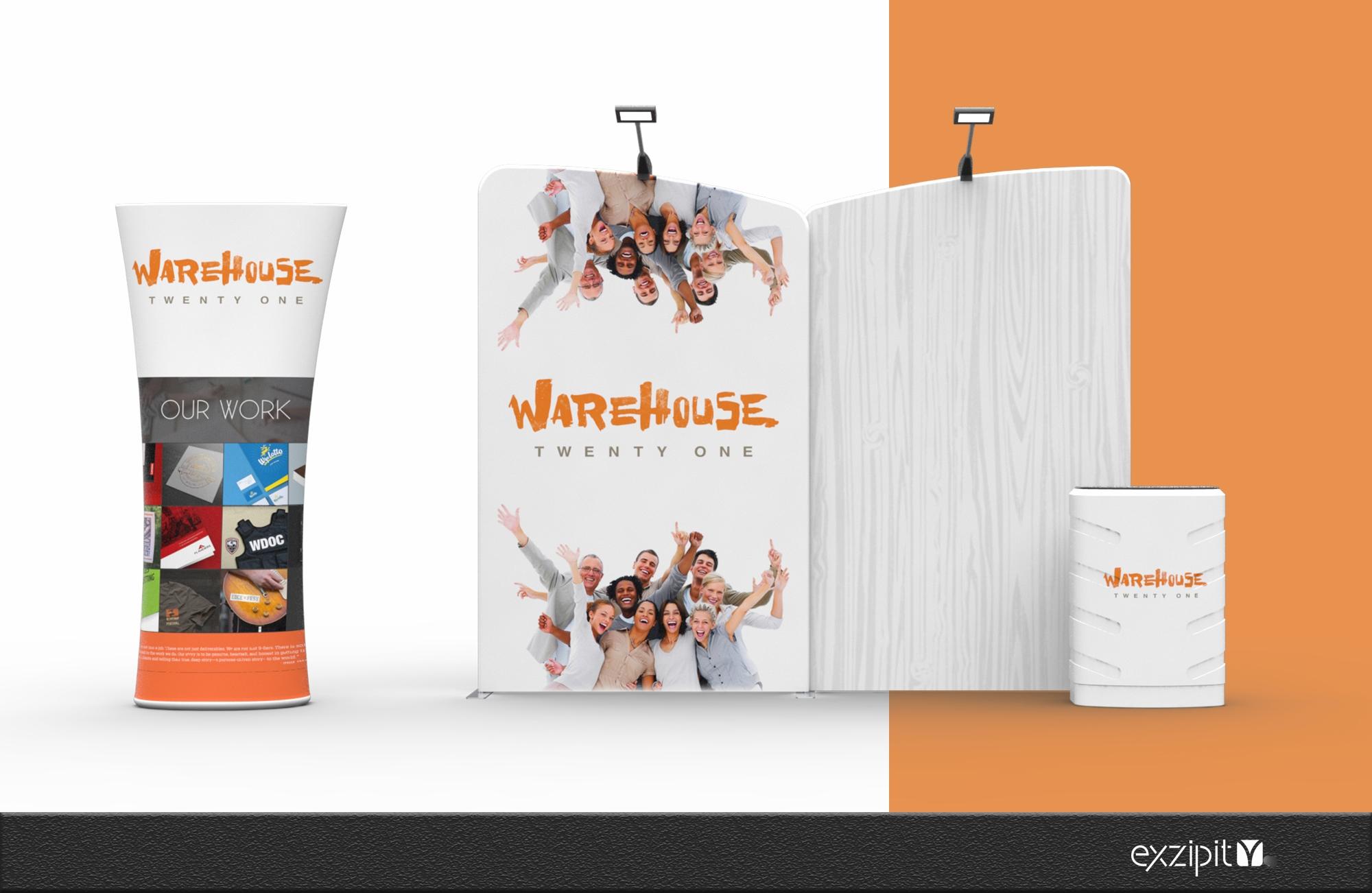 exzipit™ Portable Exhibition Kits-Outback Range Kit-04