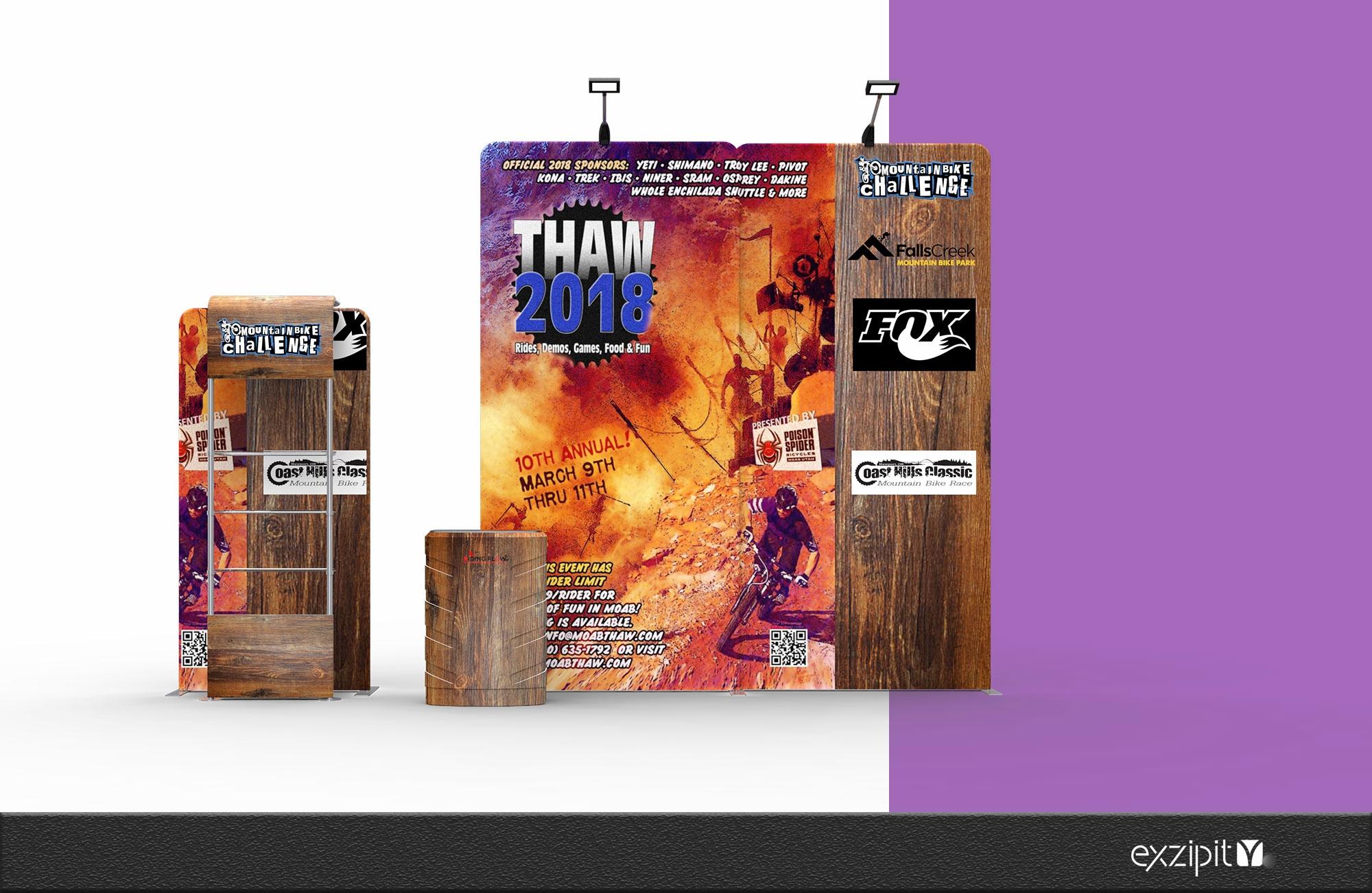 exzipit™ Portable Exhibition Kits-Savanna Range Kit-03