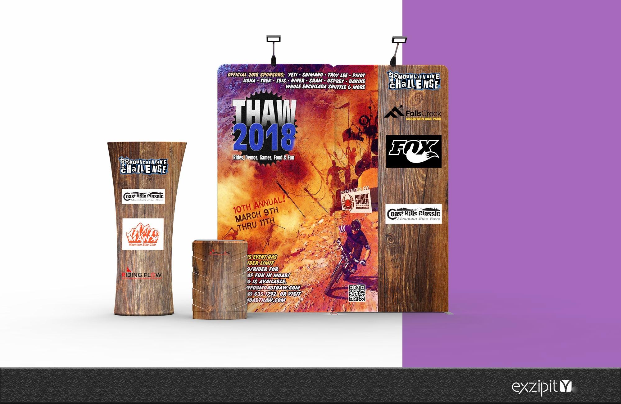 exzipit™ Portable Exhibition Kits-Savanna Range Kit-04