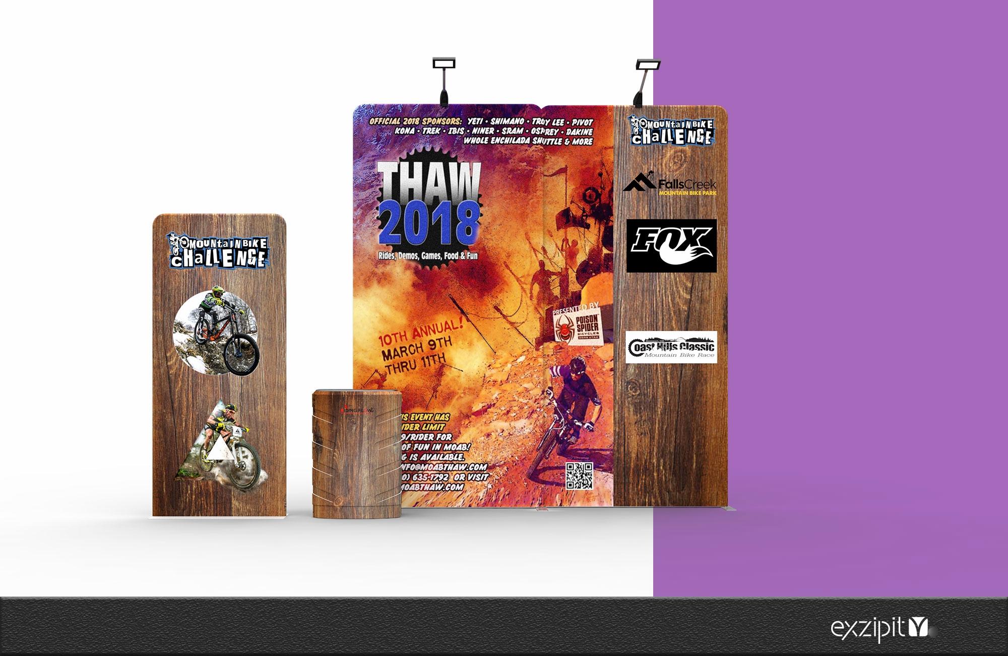 exzipit™ Portable Exhibition Kits-Savanna Range Kit-05