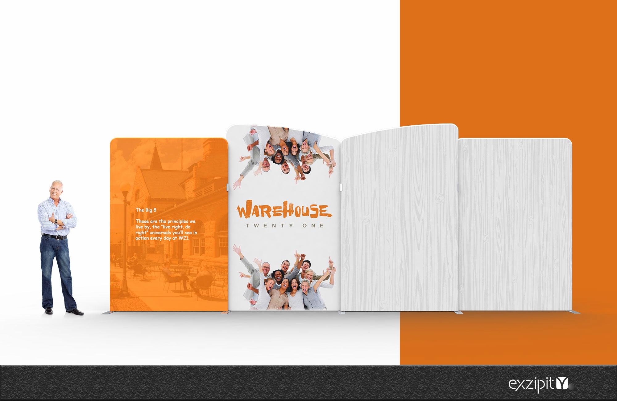 exzipit™ Portable Exhibition Kits-Genius Range Kit-01