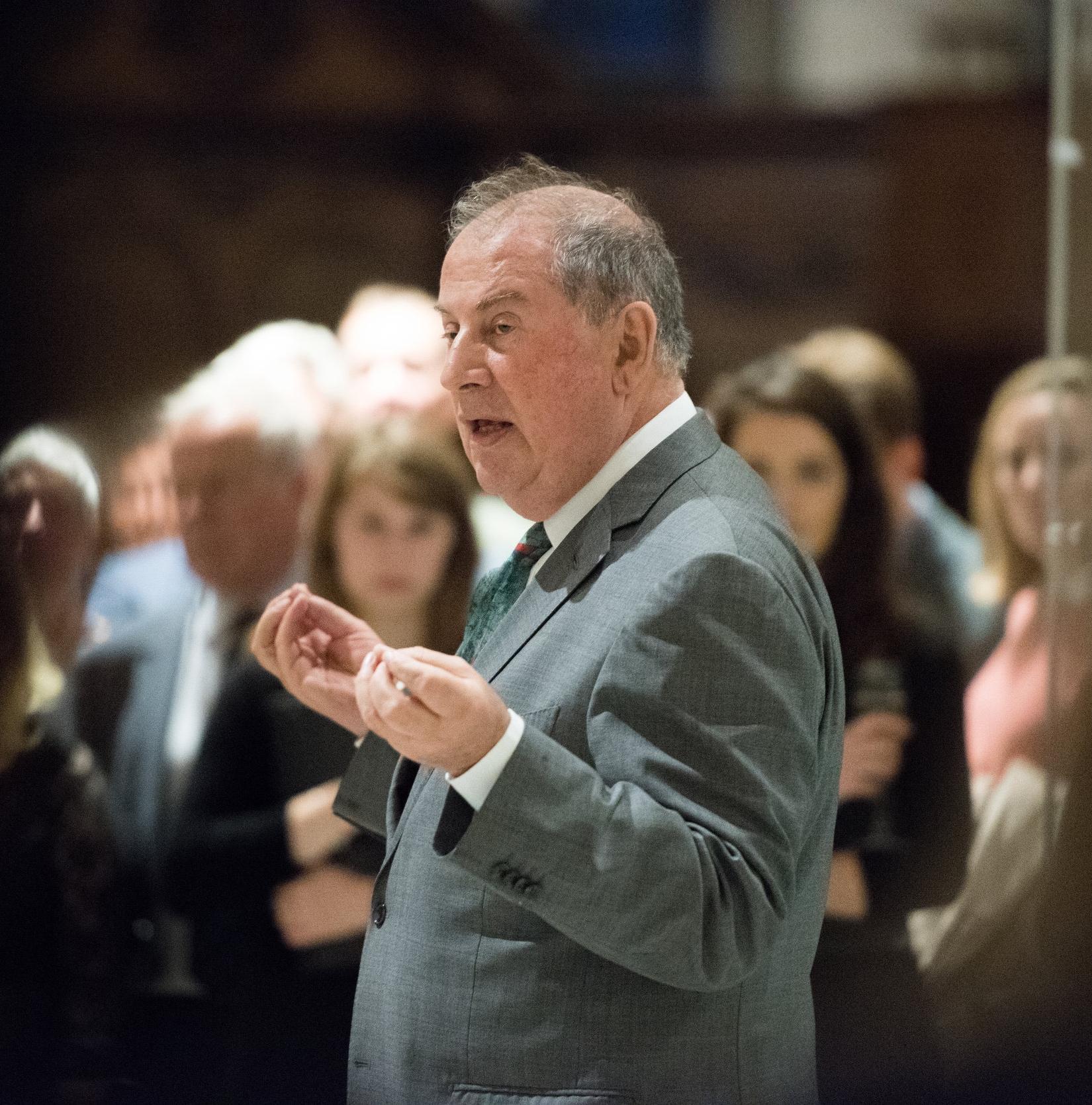 James Bowman  Patron