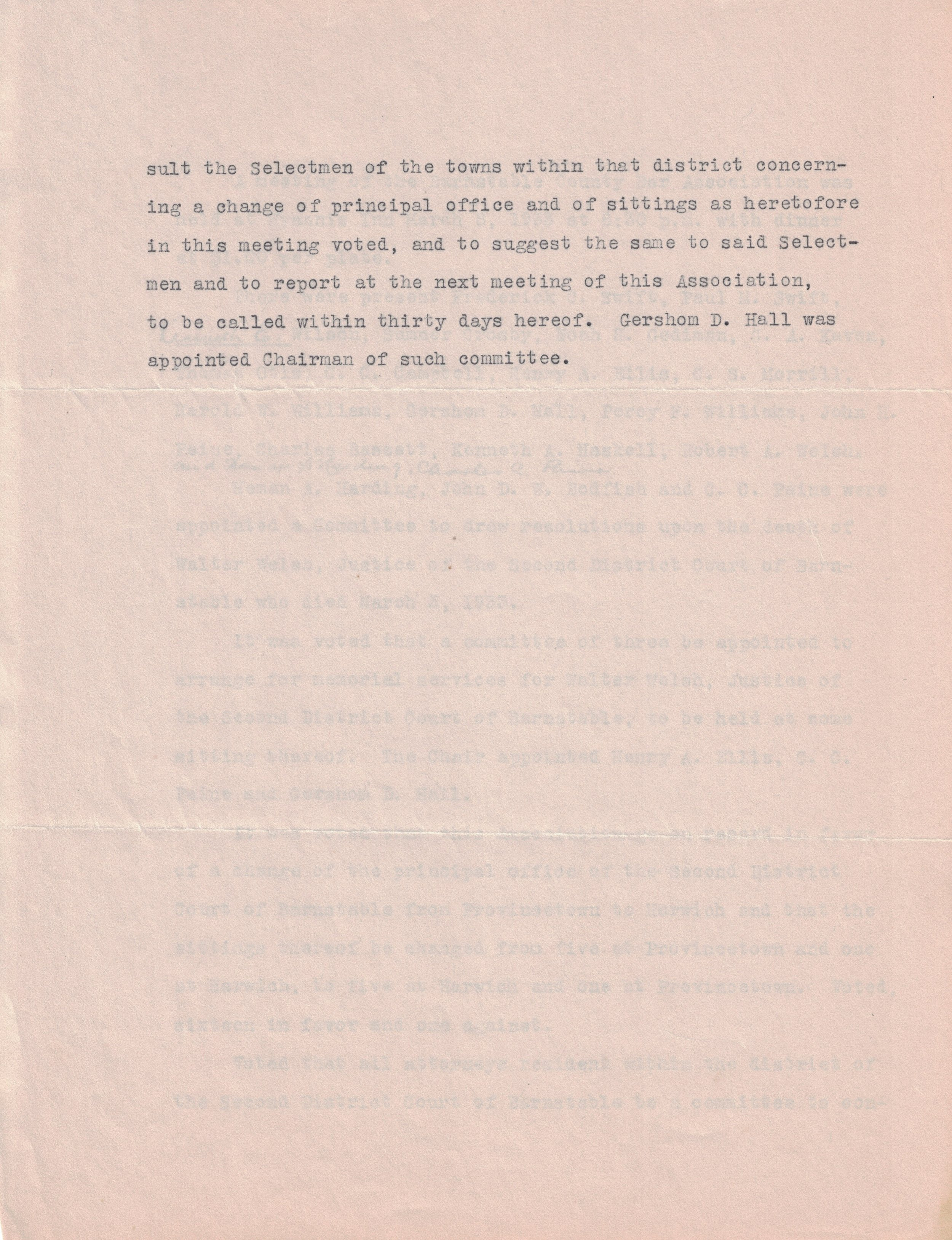 1933 Meeting (Page 2)