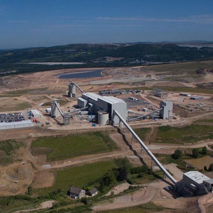 Hemerdon - Operating W Mine