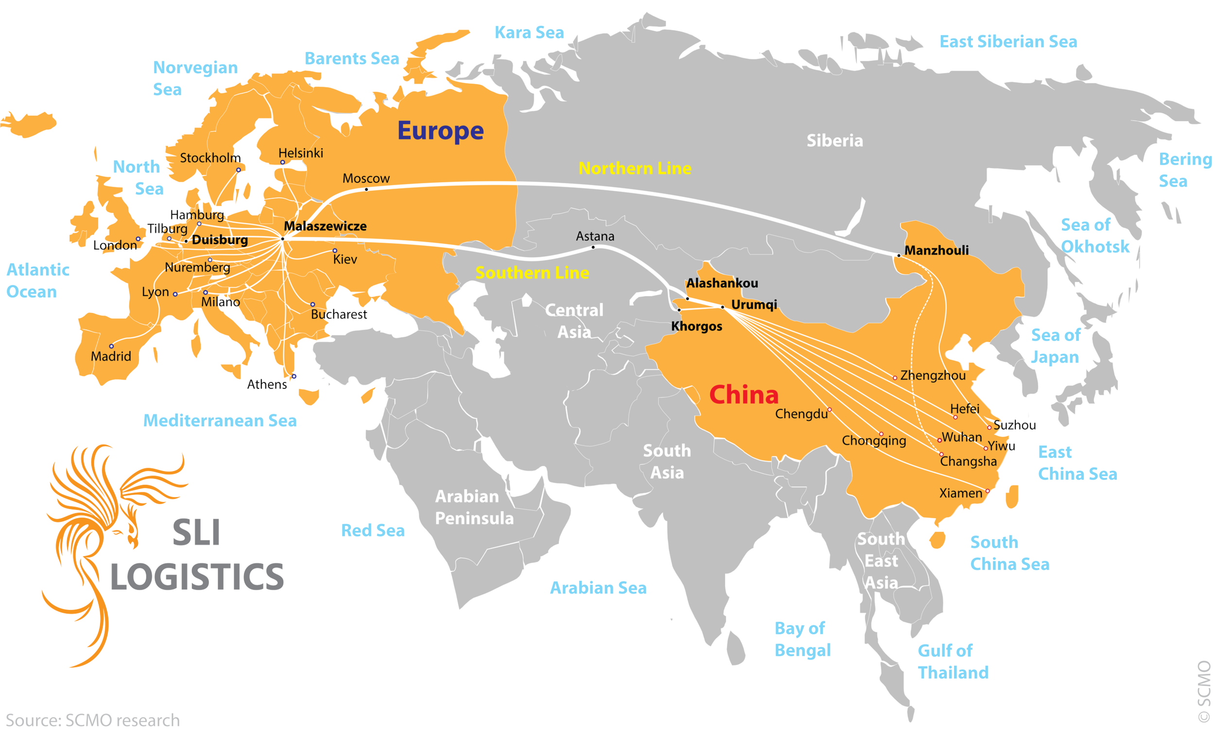 Image published by courtesy of  SCMO - Supply Chain Management Outsource