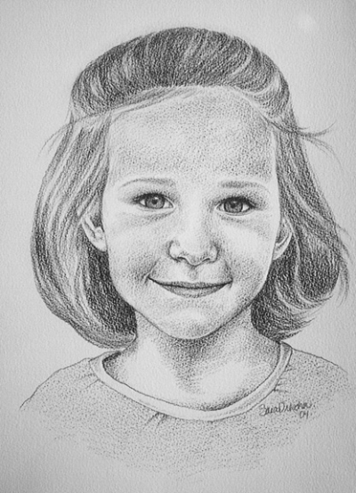 Pencil Portraits start at $199 for a single subject. See below for more prices.