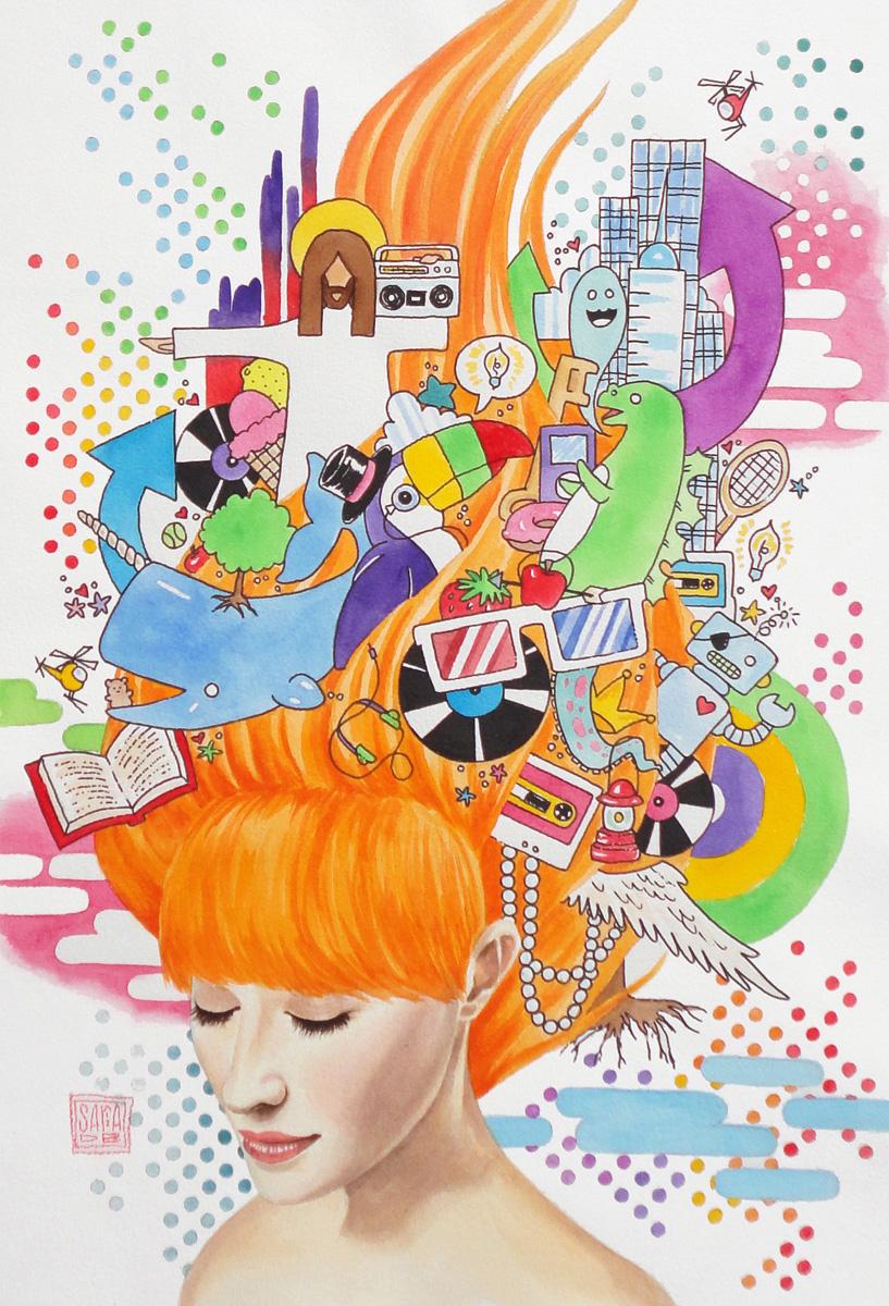 Musings2-watercolor and ink-18x24-Sara D Braswell.jpg