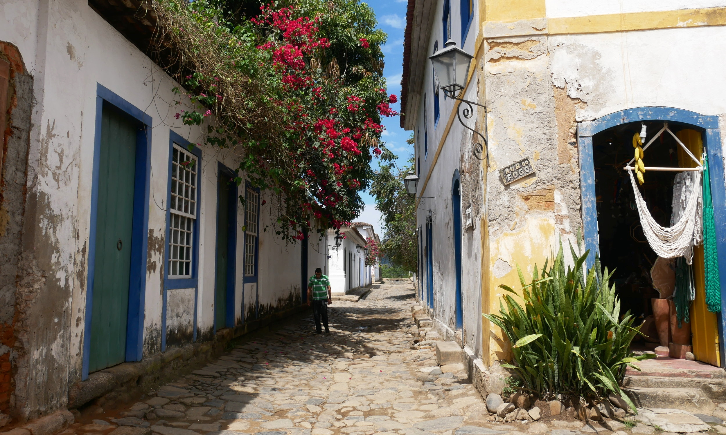 Colourful Paraty