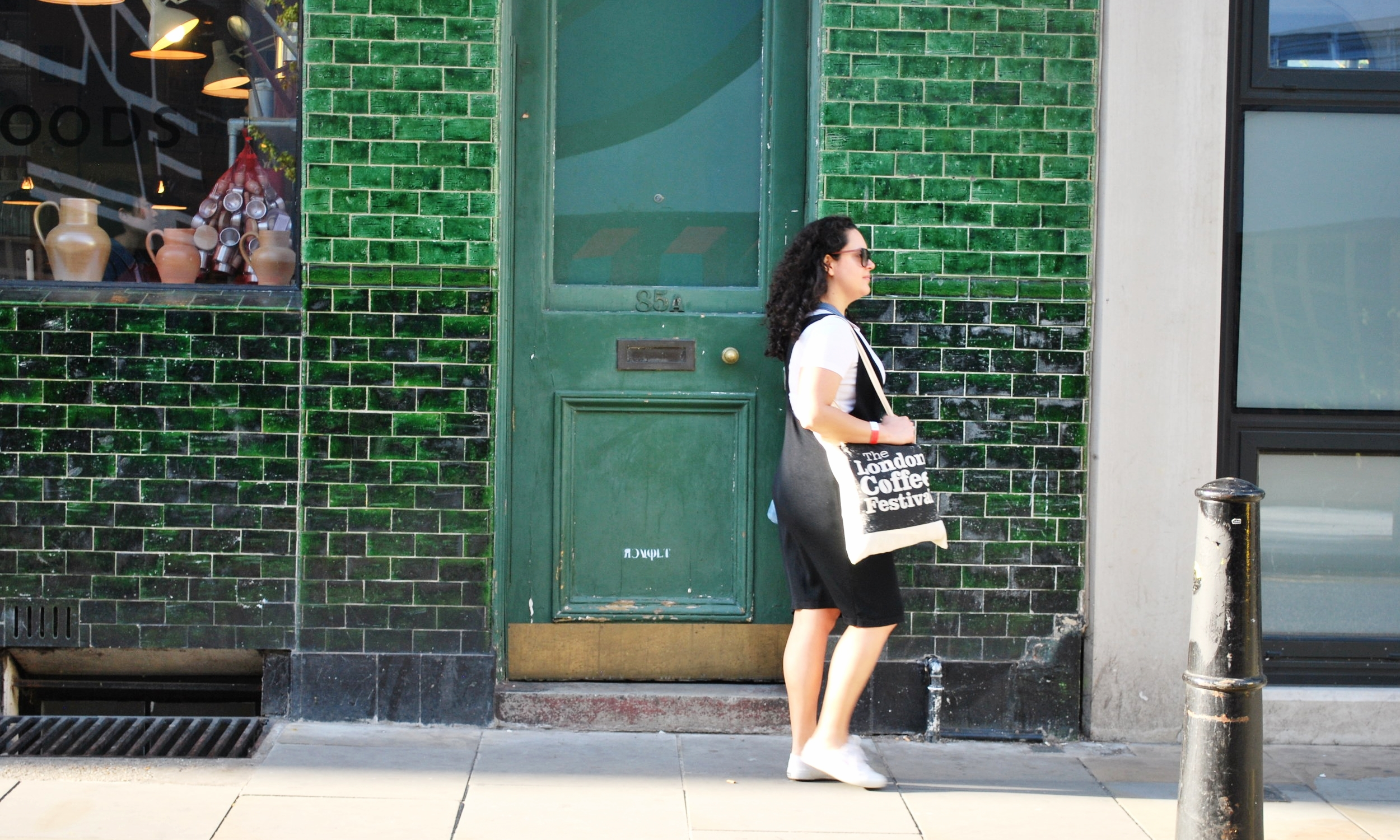 Leaving London life and entering a new chapter