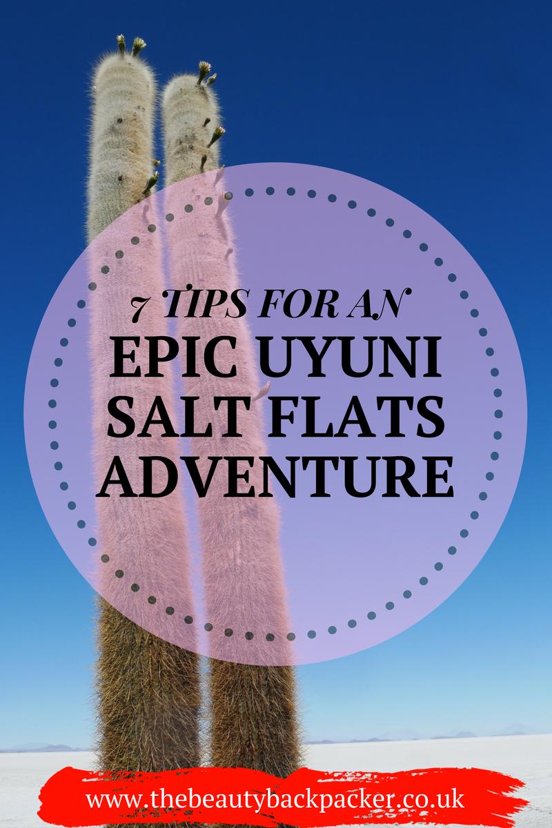 7 tips for an epic uyuni salt flats adventure