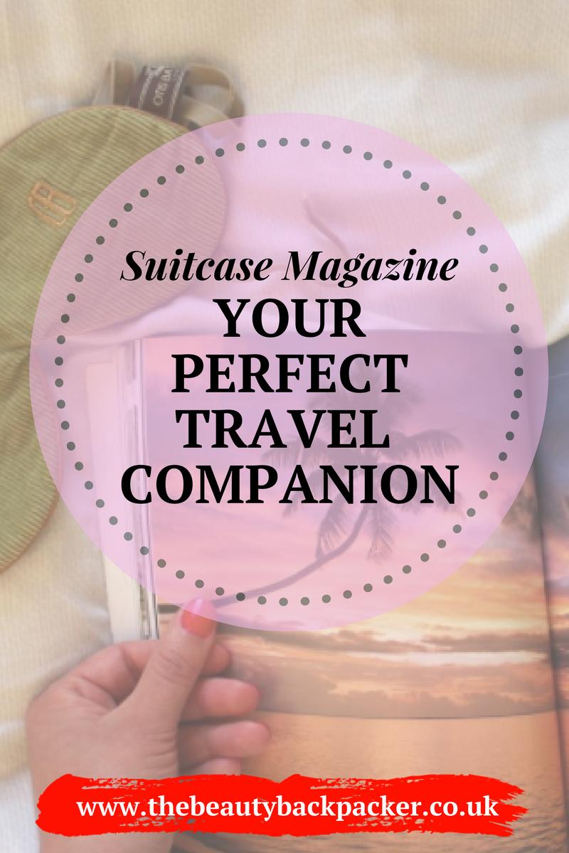 Suitcase Magazine: The Perfect Travel Companion