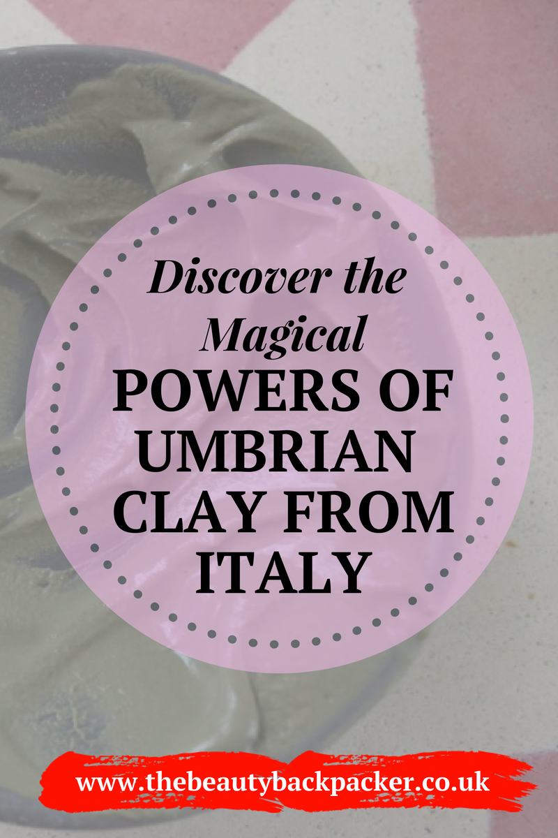 Discover the Magical Powers of Umbrian Clay from Italy