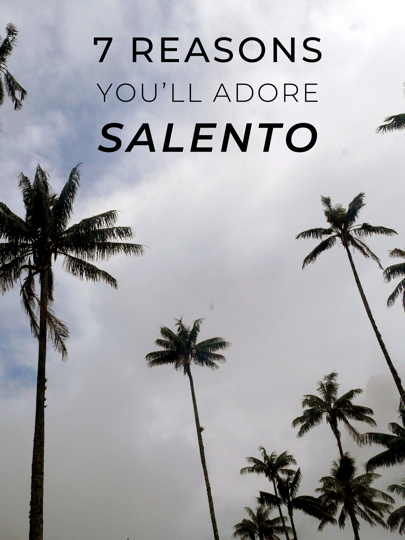 7 Reasons You'll Adore Salento, Colombia