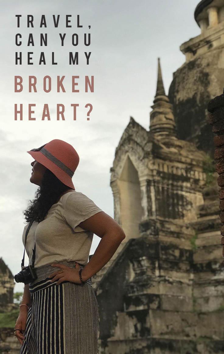 Travel, Can You Heal My Broken Heart |