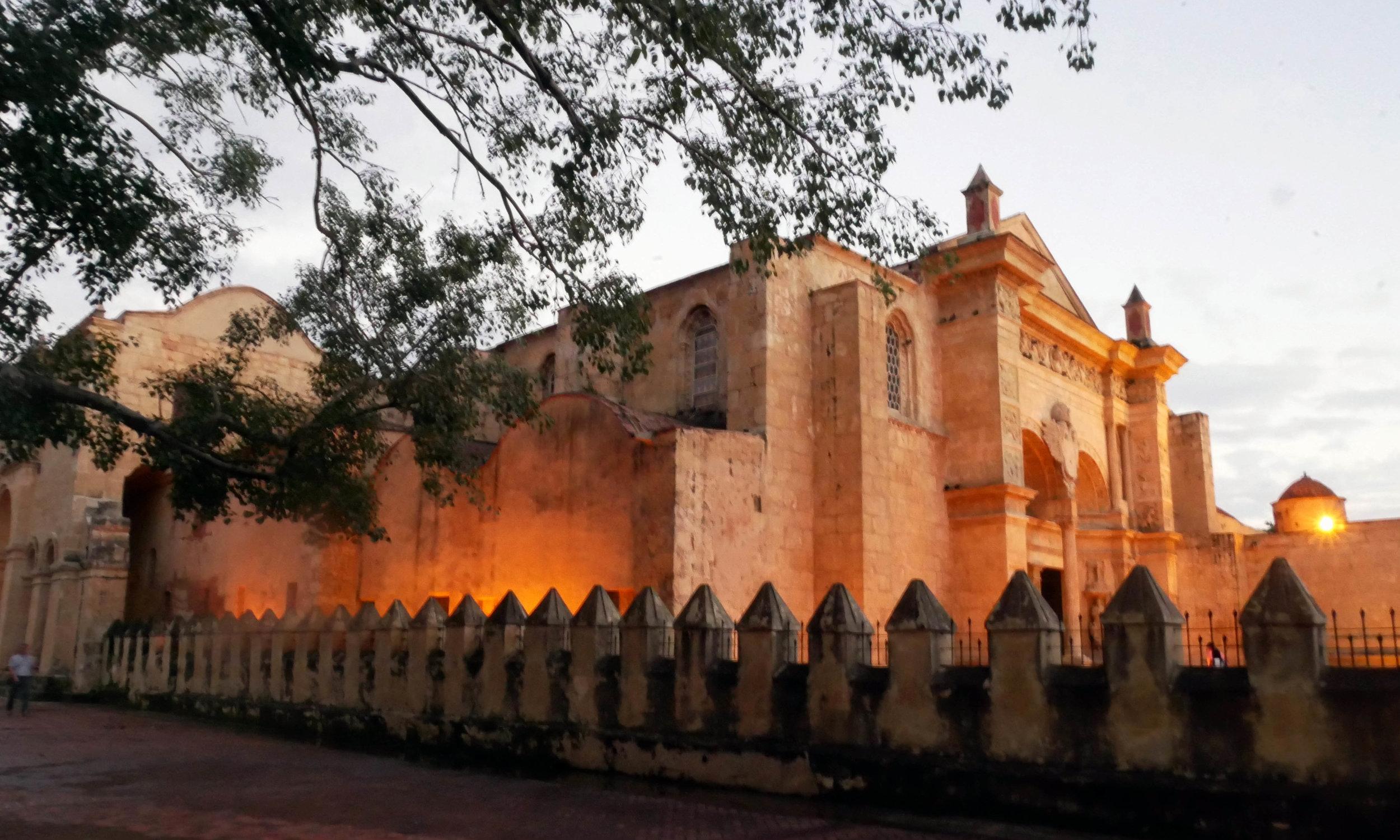 Cathedral Santa Maria la Menor at the Golden Hour