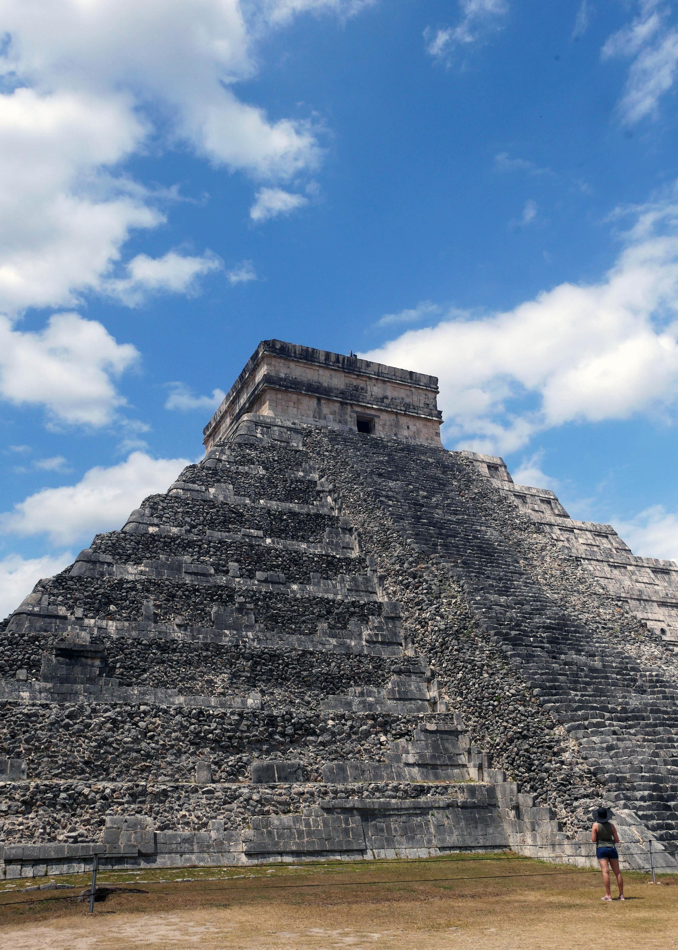 chichen itza mexico yucatan roadrip for two weeks