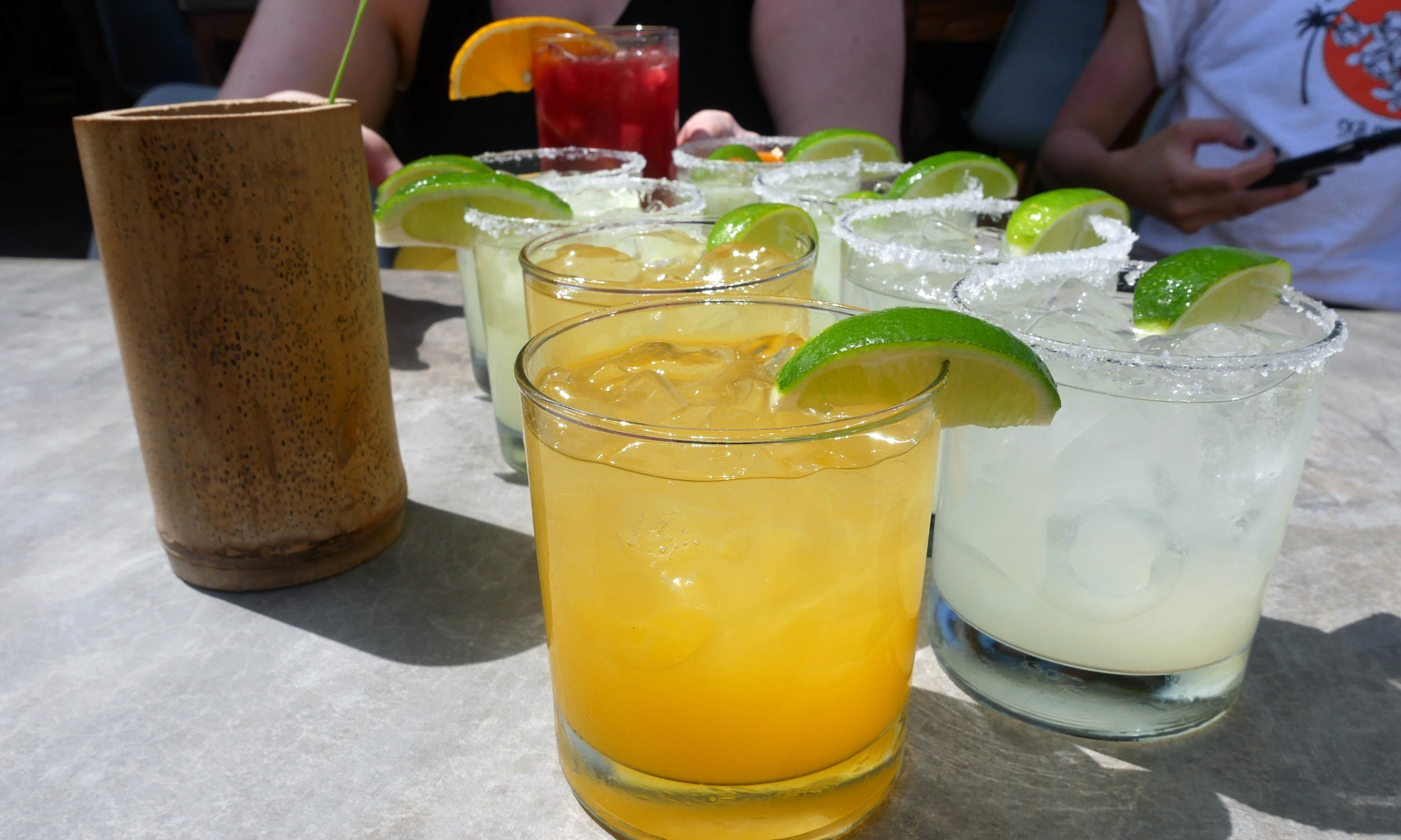 happy hours drinks mezzanine tulum mexico