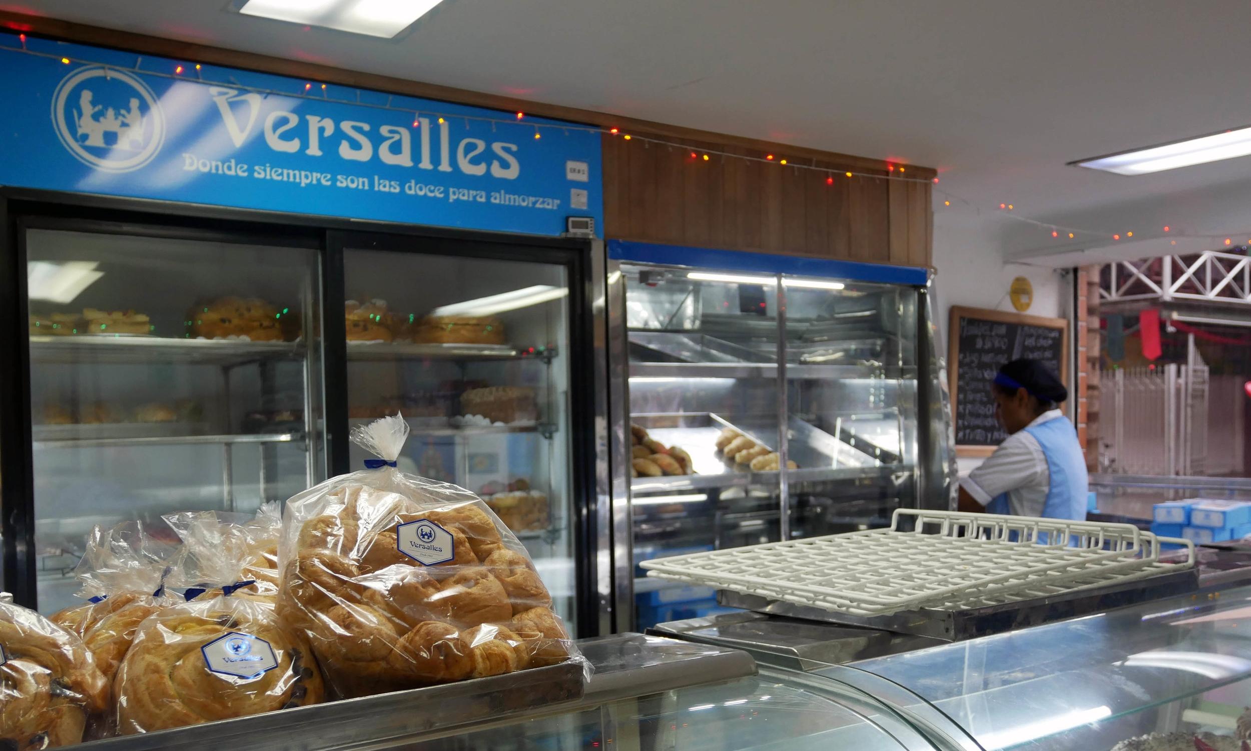 Versalles Cafe, Medellin