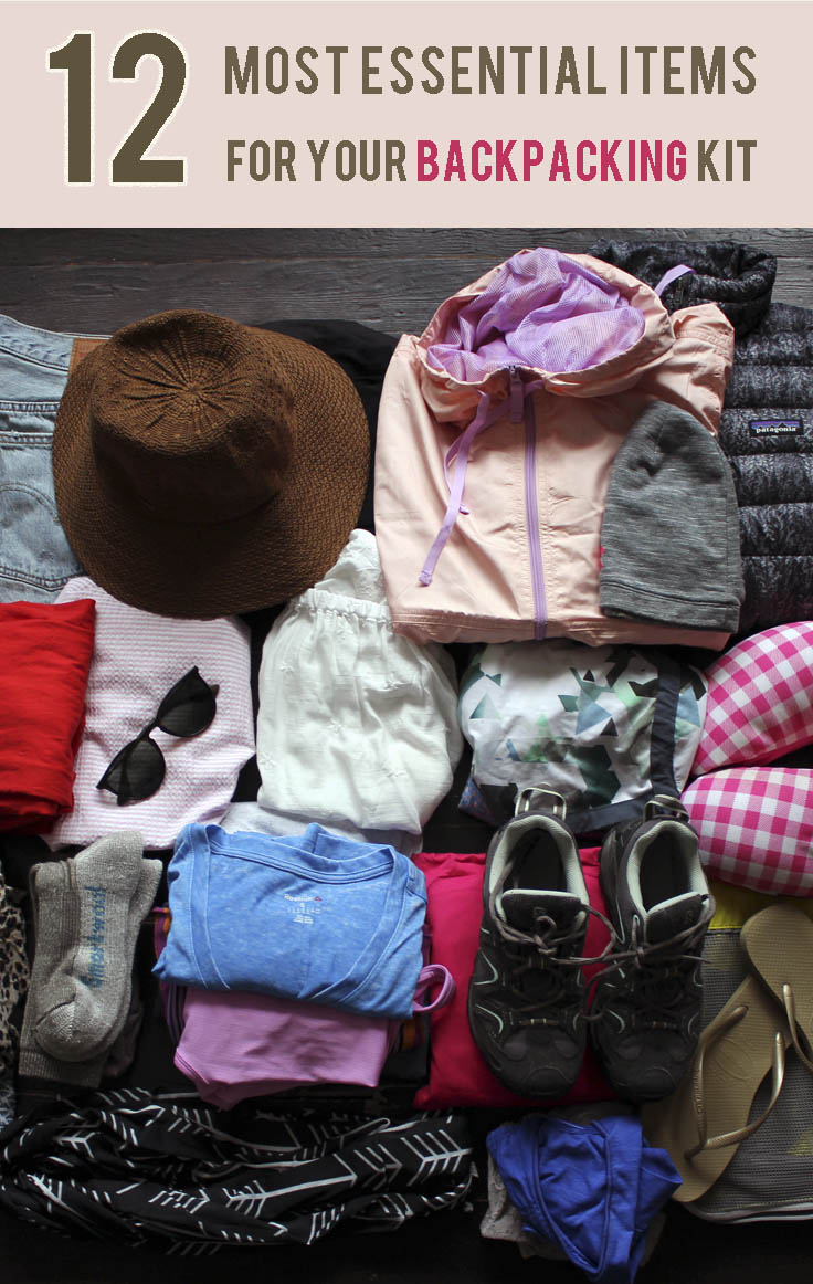 12 Most Essential Items For Your Backpacking Kit.jpg