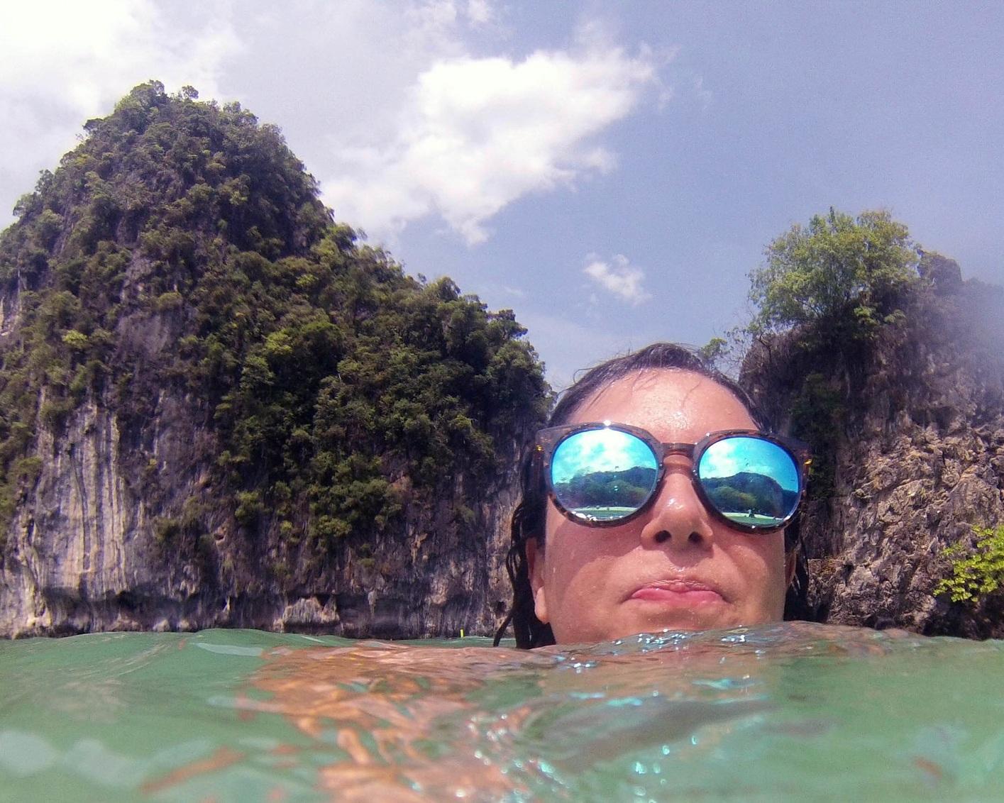 Snorkeling (and feeling badass) in Krabi, Thailand