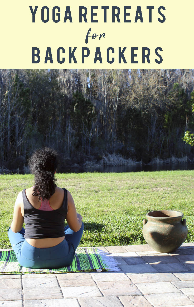 Yoga Retreats for Backpackers