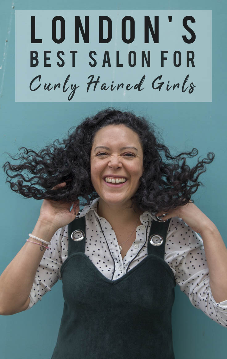 London's Best Salon for Curly Haired Girls