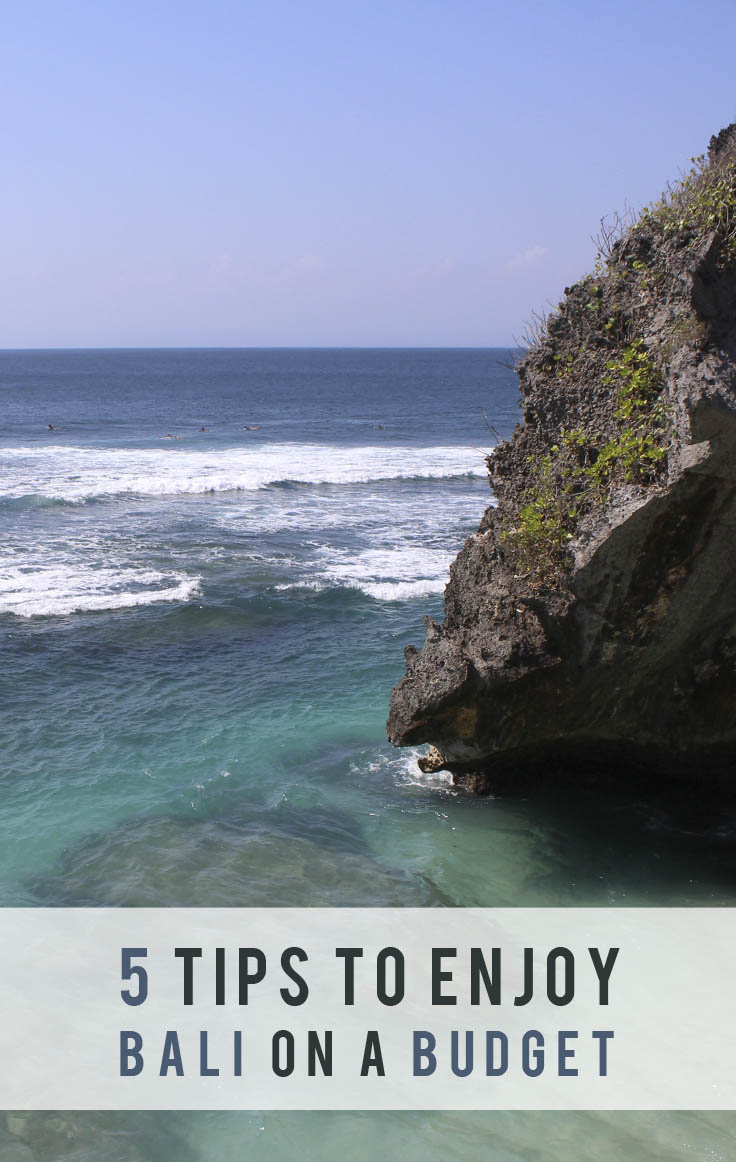 5 Tips to Enjoy Bali on a Budget