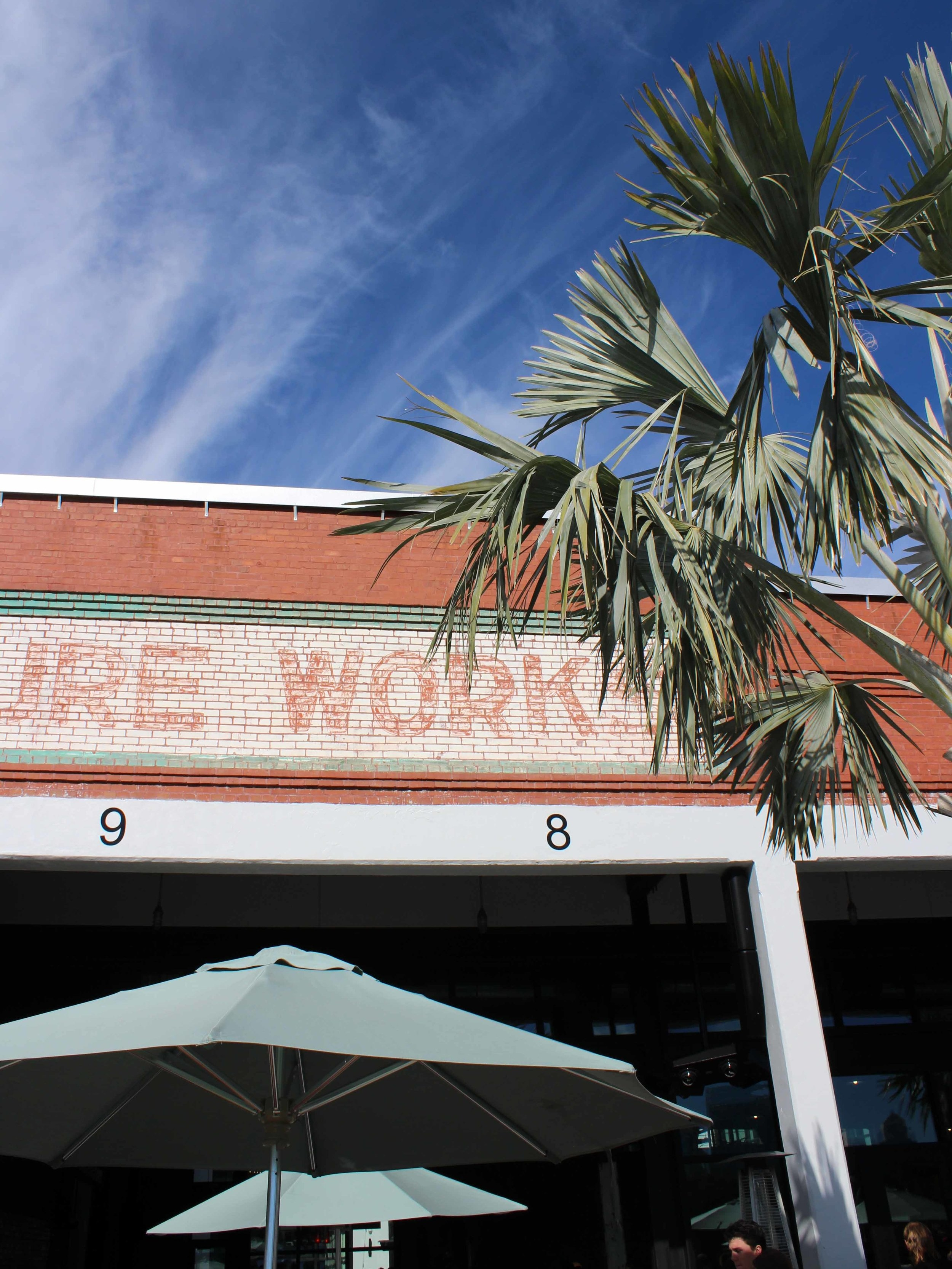 Tampa's hip new foodhall and hangout, Armature Works