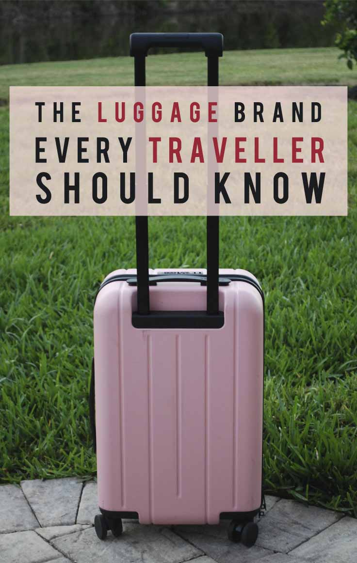 The Luggage Brand Every Traveller Should Know