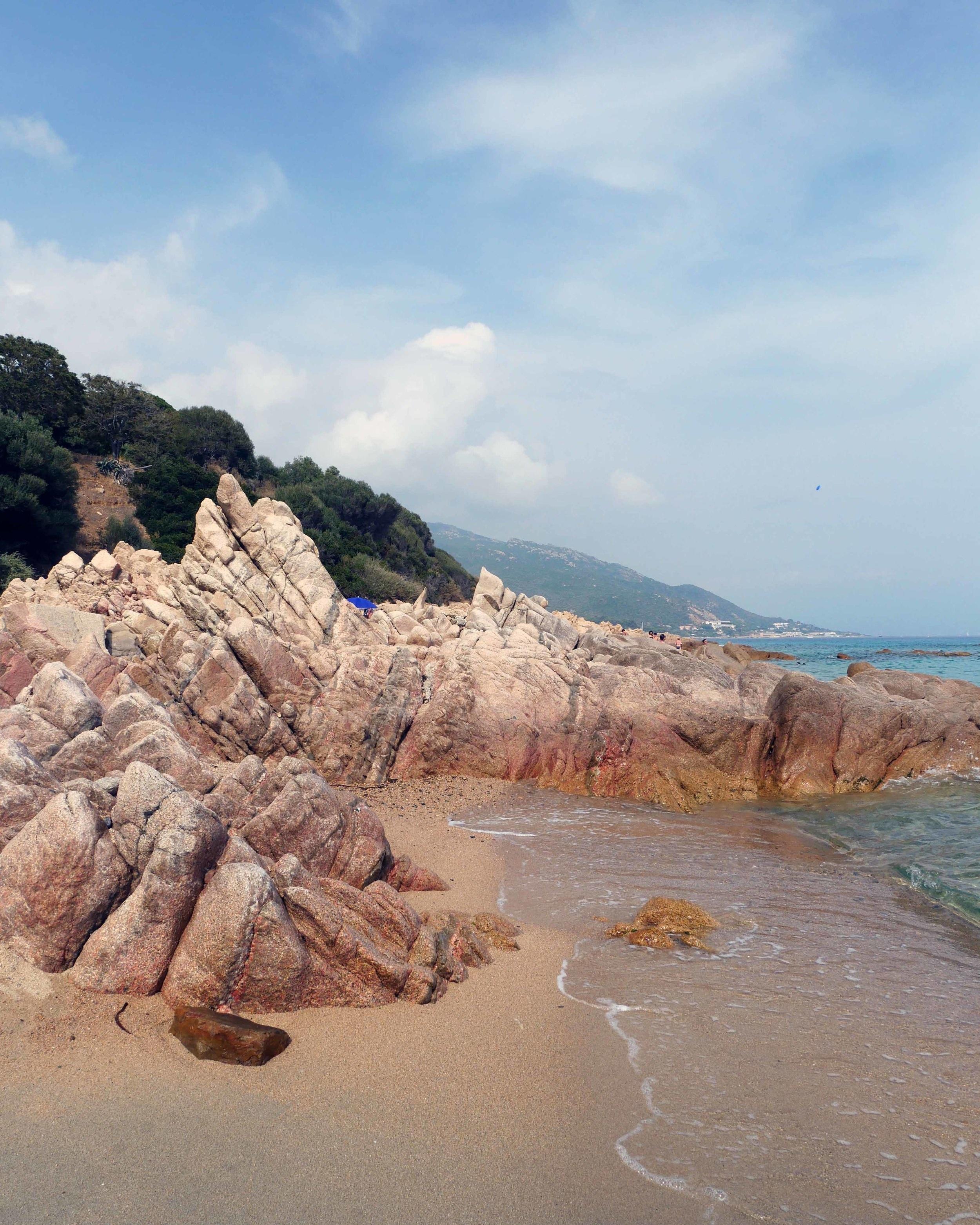 Corsican views on views on views