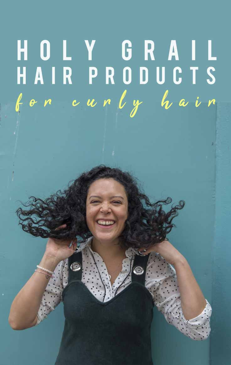 Holy Grail Hair Products For Curly Hair
