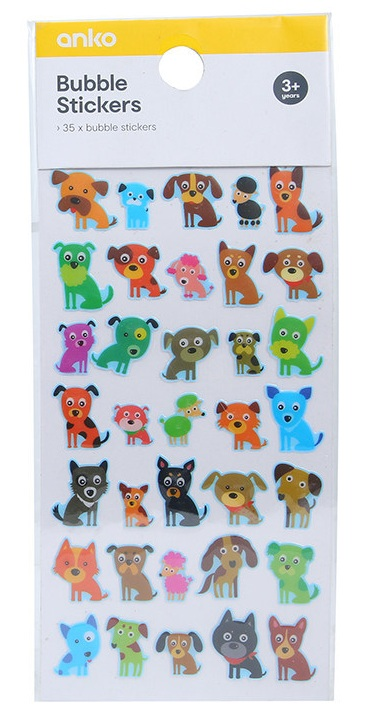Dog Stickers - 10FP