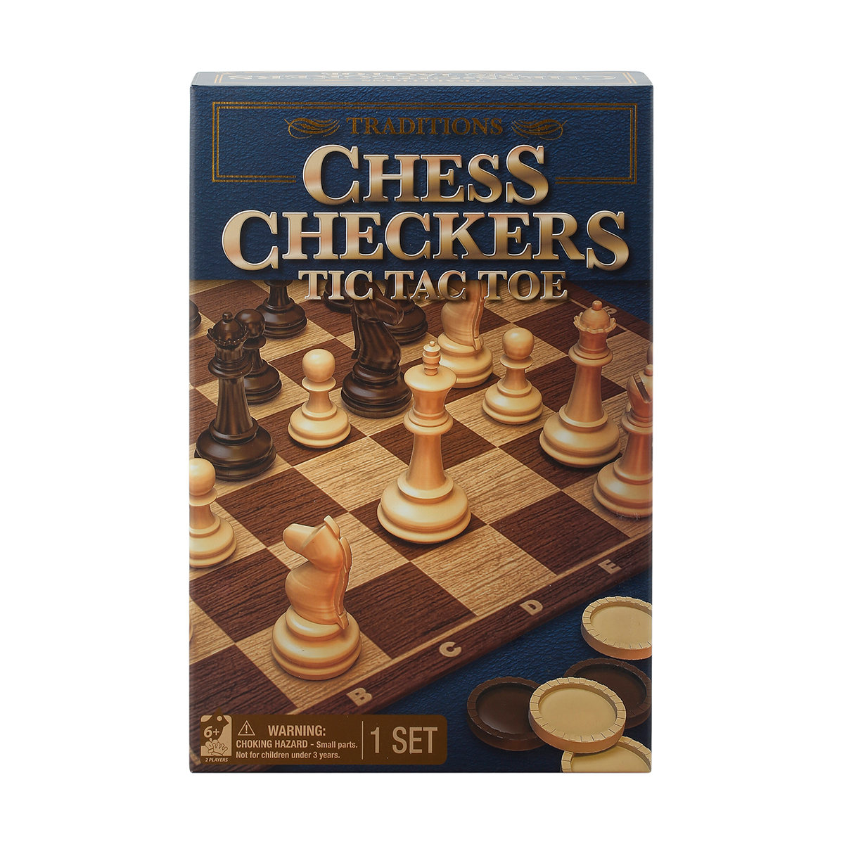 Chess Checkers - 50FP